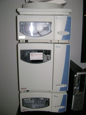 FINNIGAN Thermo Surveyor Plus Liquid Chromatograph/HPLC for sale