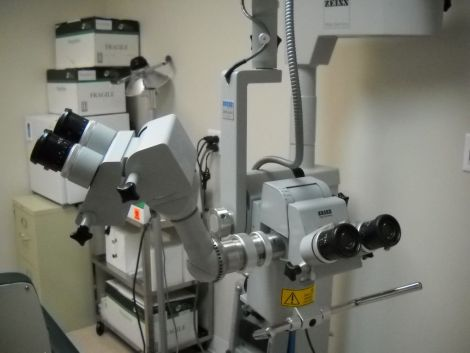 CARL ZEISS Eye Microscope 6 SFR Microscope for sale