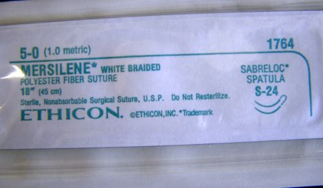 ETHICON 1764 Sutures for sale