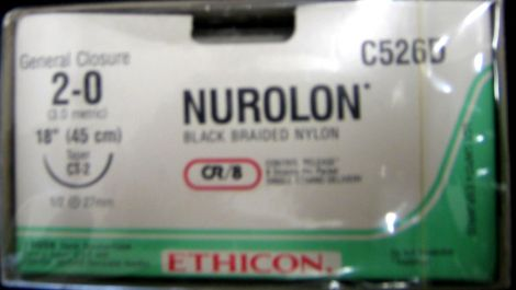 ETHICON C526D Sutures for sale