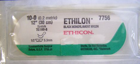 ETHICON 7756 Sutures for sale