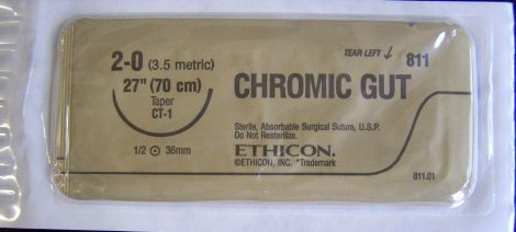 ETHICON 811 Sutures for sale