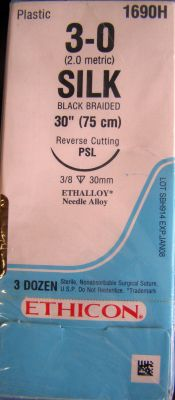 ETHICON 1690H Sutures for sale