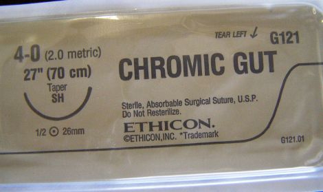 ETHICON G121 Sutures for sale