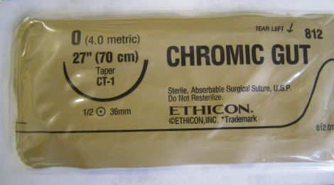 ETHICON 812 Sutures for sale