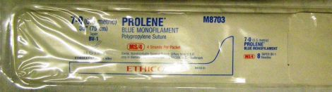 ETHICON M8703 Sutures for sale