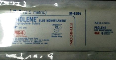 ETHICON M8704 Sutures for sale