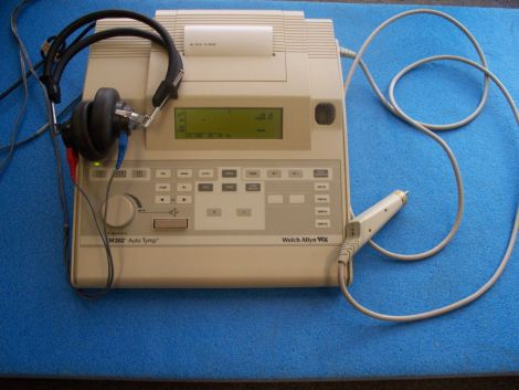 WELCH ALLYN TM262 Audiometer for sale