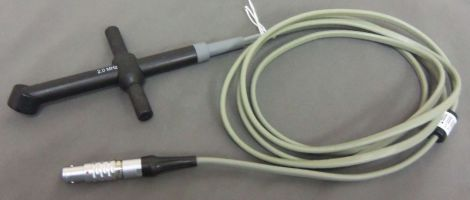 GE 2 MHz TE 100024 Ultrasound Transducer for sale
