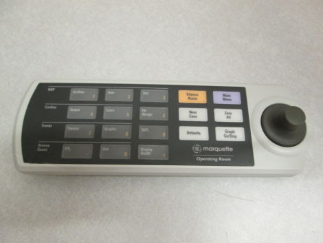 GE Solar Detachable Keypad ADULT 2026967-001 ICU/CCU for sale