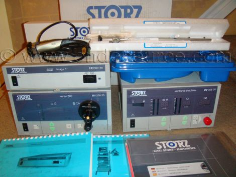 NDS and Storz Image 1 Video Endoscopy for sale