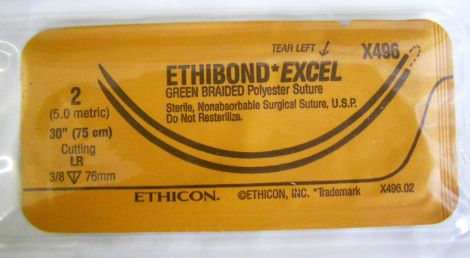 ETHICON X496 Sutures for sale