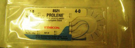 ETHICON 8521 Sutures for sale