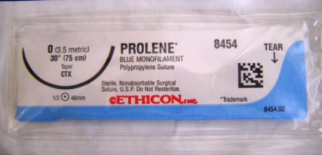 ETHICON 8454 Sutures for sale