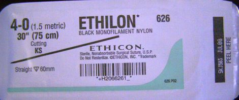 ETHICON 626 Sutures for sale