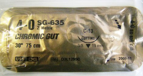 US SURGICAL SG-635 Sutures for sale