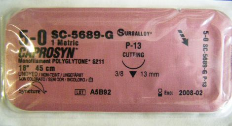 US SURGICAL SC-5689 Sutures for sale