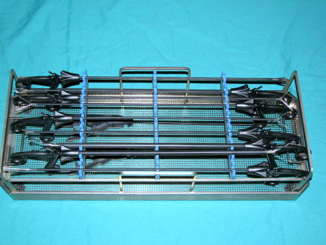 For Sale AESCULAP BARIATRIC GASTRIC BYPASS, Roux-en-Y, GASTRIC BANDING,  LAPAROSCOPIC INSTRUMENT SET