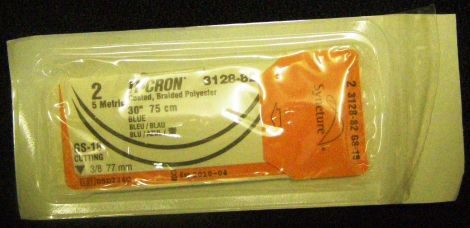 US SURGICAL 3128-82 Sutures for sale