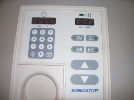 METTLER Sonicator Ultrasound Ultrasound Therapy Unit for sale