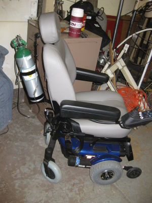 1103 Quatum Wheelchair for sale