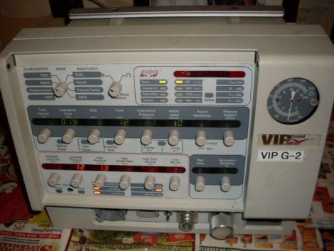 BIRD 15653 Ventilator for sale