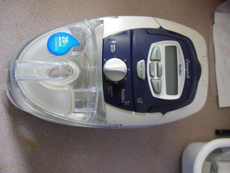 RESMED S8 Compact CPAP for sale