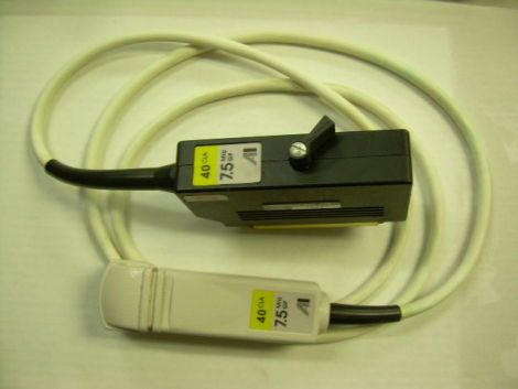 ACOUSTIC IMAGING 40CLA 7.5MHz Ultrasound Transducer for sale