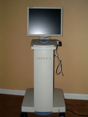 CEREC 3D crown milling Dental Laboratory for sale