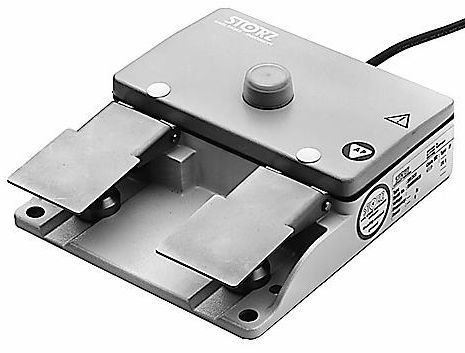 STORZ 20012630 Two-Pedal Footswitch Scope Accessories for sale