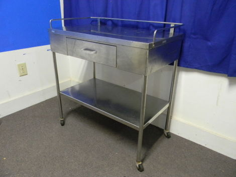 4025 Cart Stainless Steel Items for sale