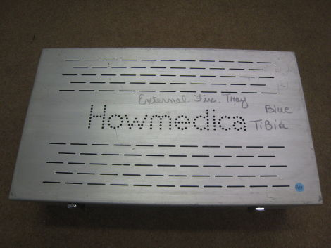 HOWMEDICA Case 3861-9-300 O/R Instruments for sale