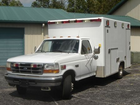 For Sale FORD F-350 Excellance Ambulance