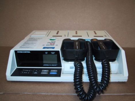 PHYSIO CONTROL LIFEPAK 10 Defibrillator for sale