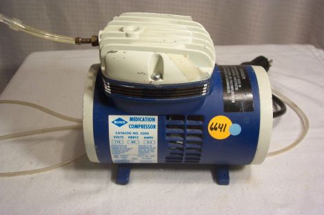 BUNN Medication Air Compressor for sale