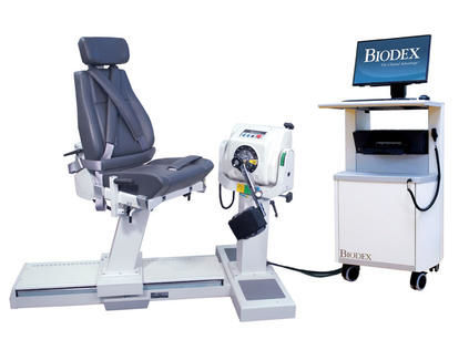 BIODEX System 4 Quick-Set Strength Testing System for sale