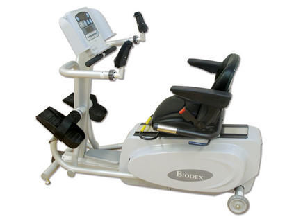 BIODEX BioStep™ 2 Semi-Recumbent Elliptical Physical Therapy Unit for sale