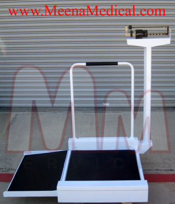 DETECTO 495 Mechanical Wheelchair Scale for sale