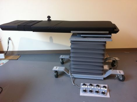 SURGICAL TABLES INC V- MAX T - Float top Pain Management Table for sale