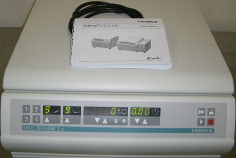 HERAEUS Multifuge 1S Centrifuge for sale