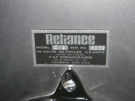 RELIANCE C1 ENT Surgical for sale