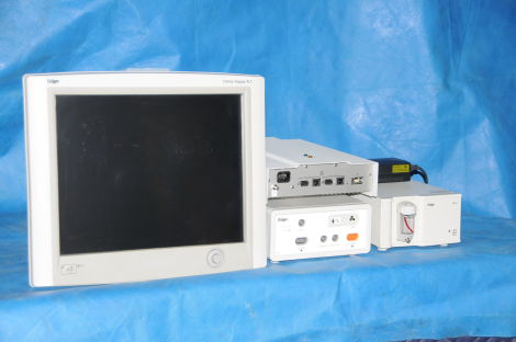 DRAEGER Infinity Kappa XLT Anesthesia Monitor for sale