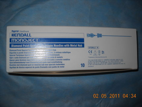 TYCO Monojet Disposables - General for sale