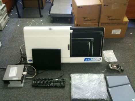 For Sale ICRCO iCR 3600 Digital CR System CR