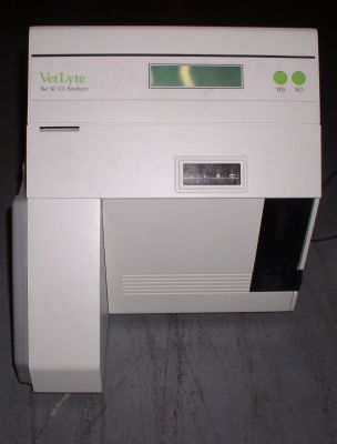 IDEXX Vetlyte Electrolyte Analyzer for sale