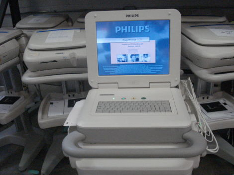 For Sale PHILIPS Pagewriter TC-70 EKG