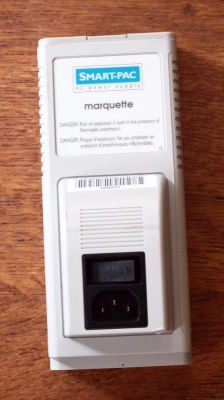 GE Marquette Single Battery Charger for sale