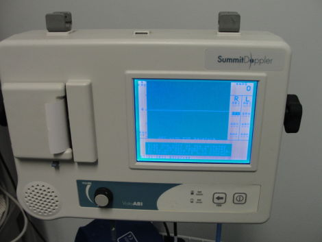 SUMMIT Vista-AVS Doppler Waveform Analyzer for sale