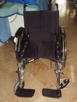 EVEREST & JENNINGS Metro Wheelchair for sale