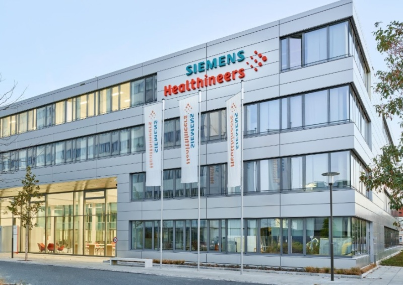Siemens Healthineers holds grand opening of new Erlangen HQ